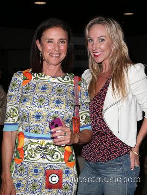 Mimi Rogers , Guest - Benefiting Homeless Youth Services At The Los Angeles LGBT Center_Inside at The Washbow - Culver...