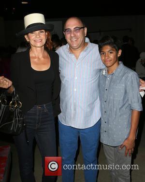 Lolita Davidovich, Willie Garson and Nathen Garson