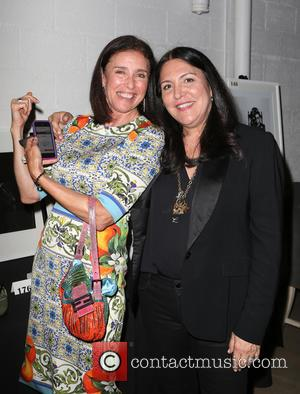 Mimi Rogers , Kathy Kloves - Benefiting Homeless Youth Services At The Los Angeles LGBT Center_Inside at The Washbow -...