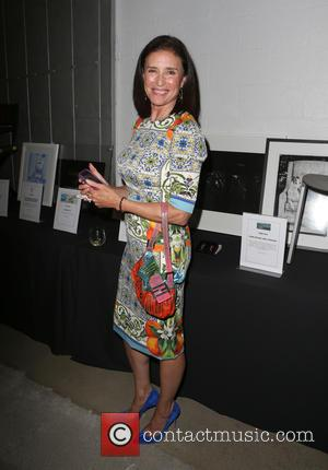 Mimi Rogers - Benefiting Homeless Youth Services At The Los Angeles LGBT Center_Inside at The Washbow - Culver City, California,...