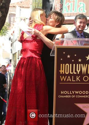 Claire Danes , Bess Armstrong - Claire Danes honored with star on the Hollywood Walk of Fame at on the...
