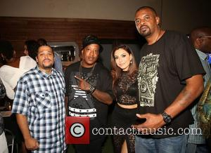 Babee Loc, Edi, Uldouz, Slink Johnson , Gerald Johnson - Sixx John & Ne-Yo's Empire Premiere Party hosted by Columbus...