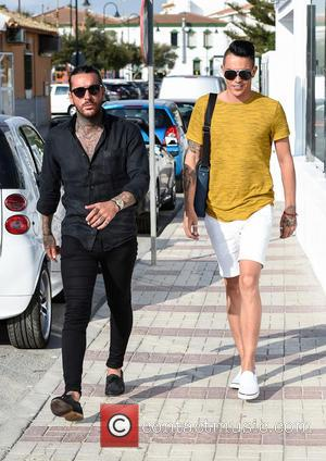 Bobby Norris and Peter Wick at Olivias La Cala