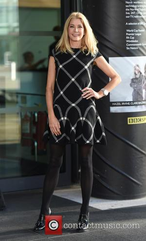 Candace Bushnell at BBC Breakfast
