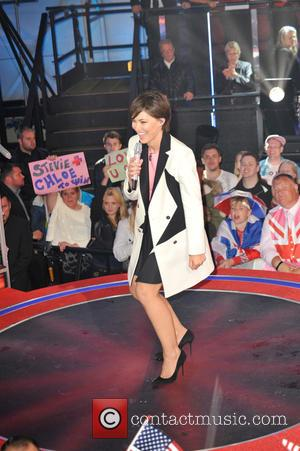 Emma Willis - Celebrity Big Brother 2015 Live Final at Elstree Studios, Celebrity Big Brother - London, United Kingdom -...