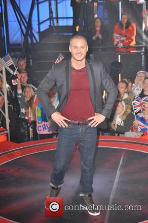 Austin Armacost - Celebrity Big Brother 2015 Live Final at Elstree Studios, Celebrity Big Brother - London, United Kingdom -...