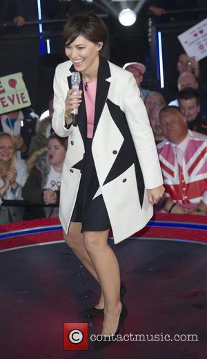 Emma Willis - Celebrity Big Brother 2015 Live Final at Celebrity Big Brother - London, United Kingdom - Thursday 24th...