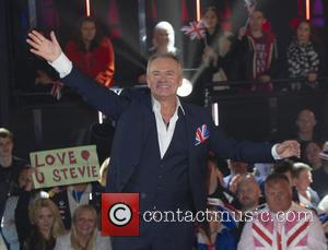 Bobby Davro - Celebrity Big Brother 2015 Live Final at Celebrity Big Brother - London, United Kingdom - Thursday 24th...
