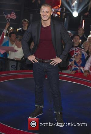 Austin Armacost - Celebrity Big Brother 2015 Live Final at Celebrity Big Brother - London, United Kingdom - Thursday 24th...