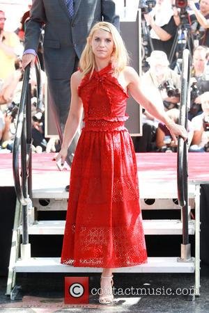 Claire Danes - Claire Danes honored with star on the Hollywood Walk of Fame - Los Angeles, California, United States...