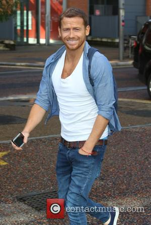 Joe Swash - Joe Swash outside ITV Studios - London, United Kingdom - Thursday 24th September 2015