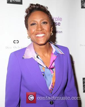 Robin Roberts - Limited Edition Allstate Foundation Purple Purse Launch at The Plaza Hotel - New York, New York, United...