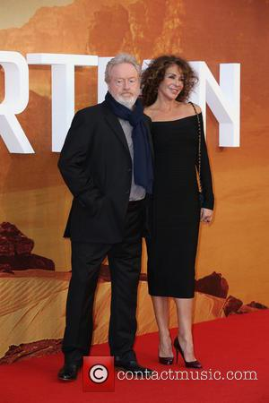 Ridley Scott - European premiere of 'The Martian' at Odeon Leicester Square - Arrivals at Odeon Leicester Square - London,...