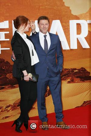 ‪Sean Bean ‬ - European premiere of 'The Martian' at Odeon Leicester Square - Arrivals at Odeon Leicester Square -...