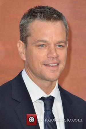 Matt Damon Chats About Upcoming Movie 'The Martian'