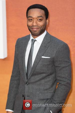 Chiwetel Ejiofor - The European Premiere of 'The Martian' held at the Odeon Leicester Square - Arrivals at Odeon Leicester...