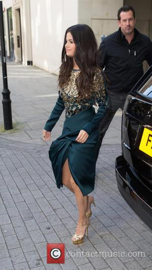Selena Gomez at BBC Portland Place