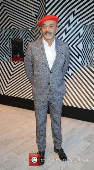 Christian Louboutin - Christian Louboutin visits the Selfridges Exchange Square Store Manchester to celebrate the recent opening of his boutique...