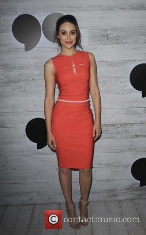 Emmy Rossum - Go90 Sneak Peek - Los Angeles, California, United States - Friday 25th September 2015