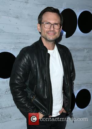 Christian Slater - go90 Sneak Peek at Wallis Annenberg Center for the Performing Arts - Beverly Hills, California, United States...
