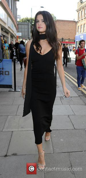 Selena Gomez - Selena Gomez spends the day promoting her new music in London. She visited Radio 1, Vevo, and...