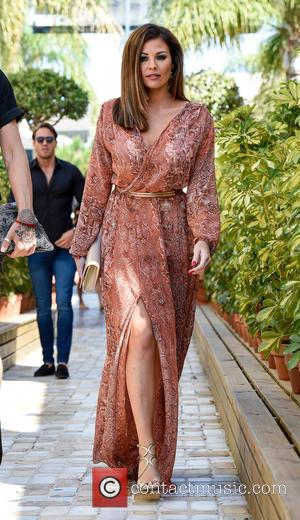Jessica Wright - TOWIE cast arrive at Cavalli Club in Marbella for filming