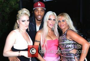 Vikki Lizzi, Tyran Brown, Angelique 'Frenchy' Morgan , Sabrina A. Parisi - Angelique Morgan, also known as Frenchy, hosts a...