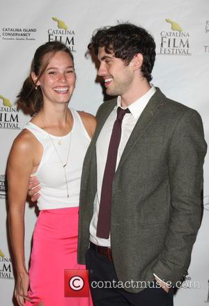 Bailey Noble and Carter Jenkins