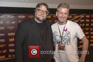 Guillermo Del Toro and Tim League
