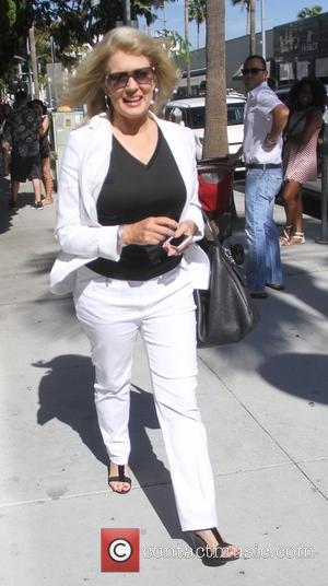 Mary Hart - Mary Hart goes shopping in Beverly Hills - Hollywood, California, United States - Friday 25th September 2015