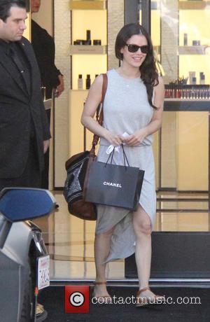 Rachel Bilson - Rachel Bilson leaving a Chanel store after doing some shopping in Beverly Hills at beverly hills -...
