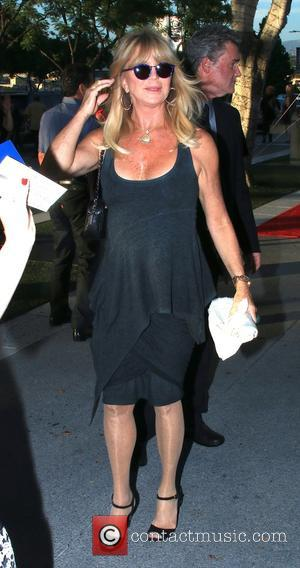 Goldie Hawn - Remembering Pavarotti Benefit Concert at The Music Center - Arrivals - Los Angeles, California, United States -...