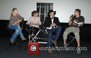 Kristen Bell, Amy Berg, Sam Brower , Dax Shepard - Prophet's Prey Screening and Q&A at Arclight Cinemas - Hollywood,...