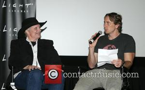 Sam Brower and Dax Shepard