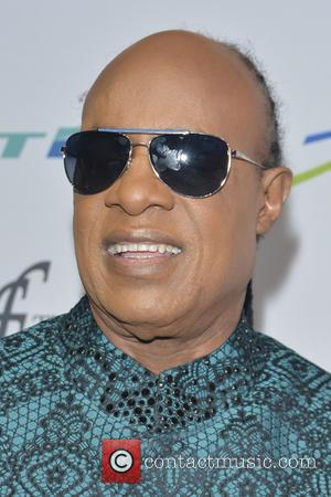 Stevie Wonder - David Foster Foundation Miracle Gala & Concert at Mattamy Athletic Centre - Arrivals - Toronto, Canada -...