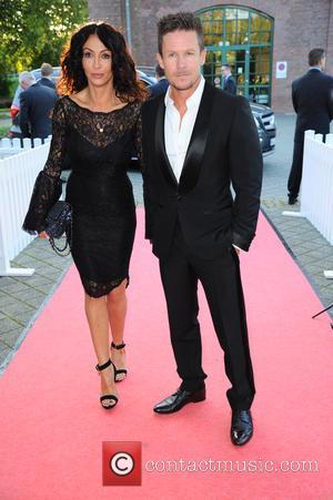 Felix Baumgartner and Mihaela Radulescu