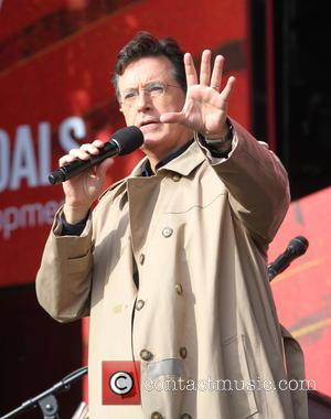 Stephen Colbert - The 2015 Global Citizen Festival in Central Park at Central Park - New York, New York, United...