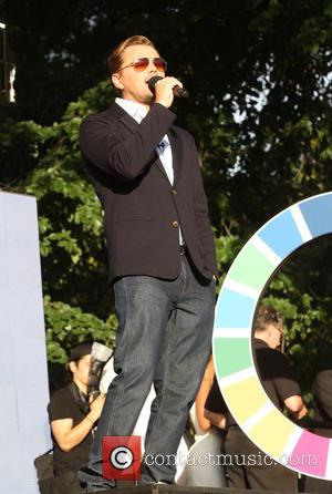 Leonardo DiCaprio - The 2015 Global Citizen Festival in Central Park at Central Park - New York, New York, United...