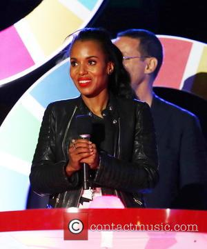 Kerry Washington - The 2015 Global Citizen Festival in Central Park at Central Park - New York, New York, United...