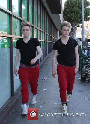 John Grimes, Edward Grimes and Jedward