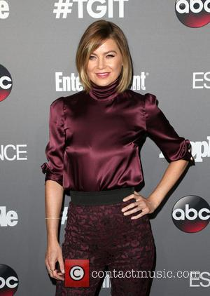 Ellen Pompeo - ABC's TGIT premiere event - Arrivals - Los Angeles, California, United States - Saturday 26th September 2015