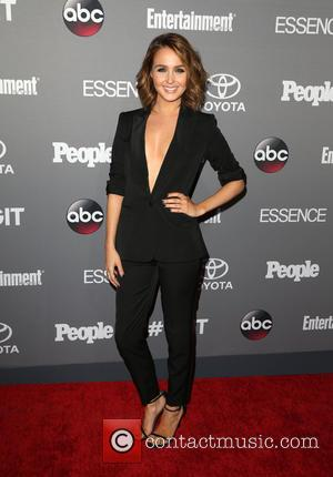 Camilla Luddington - ABC's TGIT premiere event - Arrivals - Los Angeles, California, United States - Saturday 26th September 2015