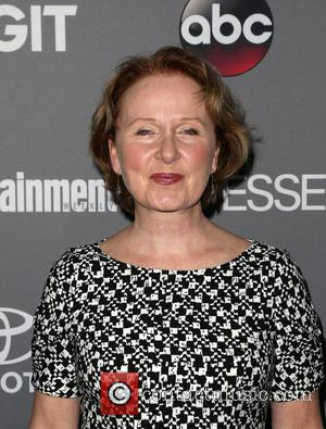 Kate Burton - ABC's TGIT premiere event - Arrivals - Los Angeles, California, United States - Saturday 26th September 2015