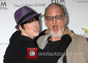 Diane Warren and Robert Englund