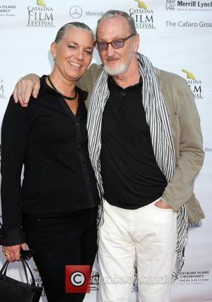 Nancy Booth and Robert Englund