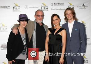 Diane Warren, Robert Englund, Mena Suvari and Lucas Till