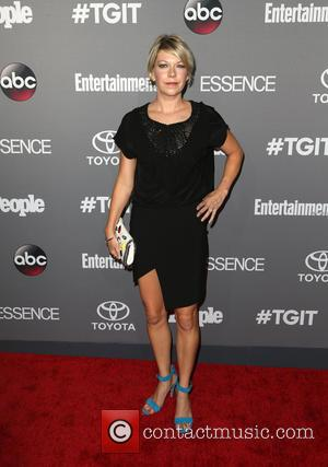 Mary Elizabeth Ellis - ABC's TGIT premiere event - Arrivals - West Hollywood, California, United States - Saturday 26th September...