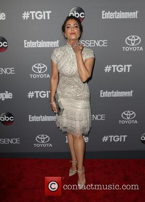 Bellamy Young - ABC's TGIT premiere event - Arrivals - West Hollywood, California, United States - Saturday 26th September 2015