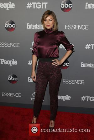 Ellen Pompeo - ABC's TGIT premiere event - Arrivals - West Hollywood, California, United States - Saturday 26th September 2015