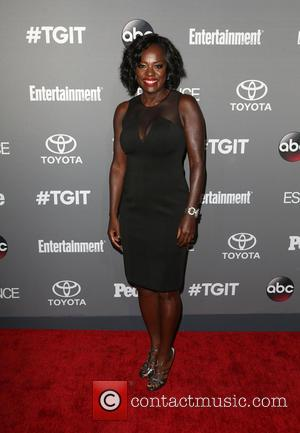 Viola Davis - ABC's TGIT premiere event - Arrivals - West Hollywood, California, United States - Saturday 26th September 2015